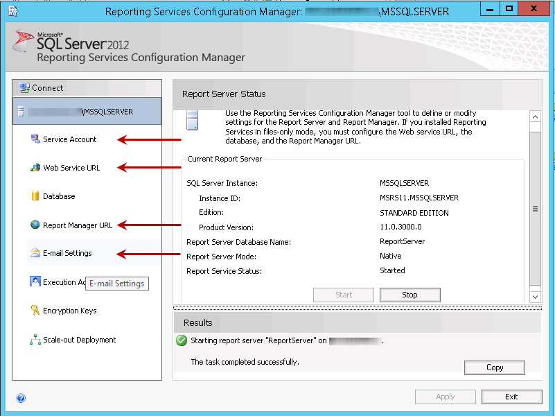 Upgrading SSRS From SQL 2005 to SQL 2012 - SQL Data Partners
