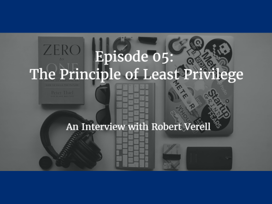 Episode 05: Principle of Least Privilege