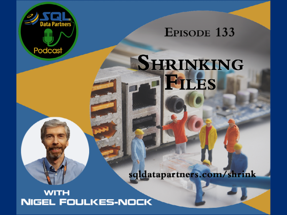 Episode 133: Shrinking Files
