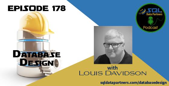 Episode 178: Database Design