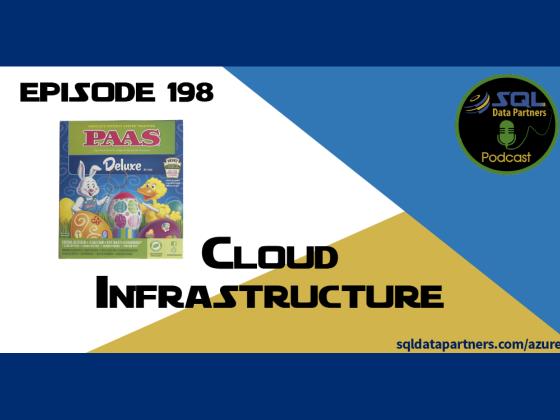 Episode 198: Cloud Infrastructure