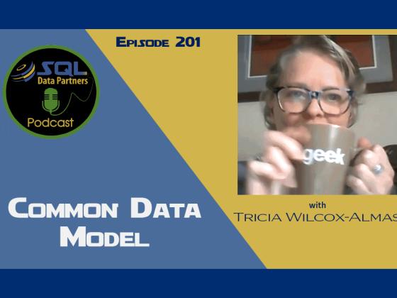 Episode 201: Common Data Model