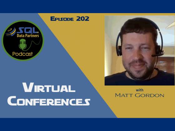 Episode 202: Virtual Conferences