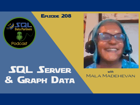Episode 208: SQL Server and Graph Data